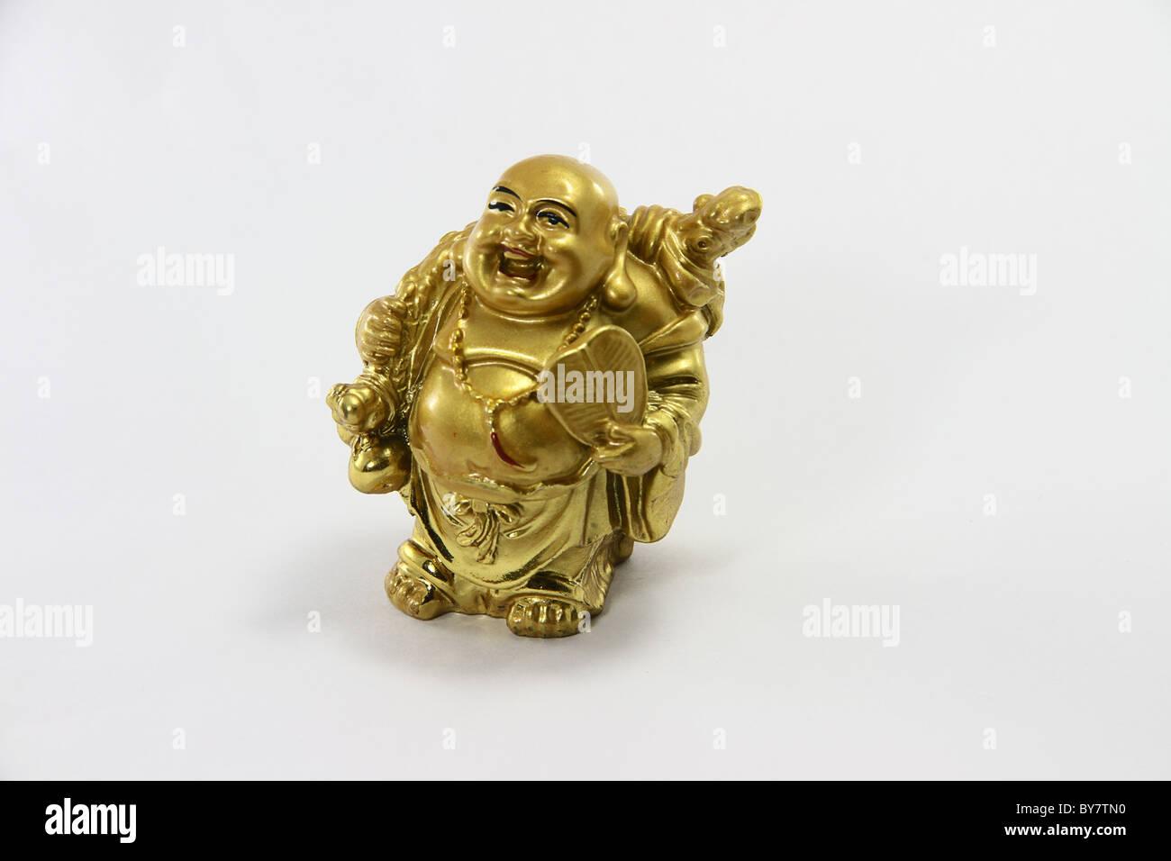 Good Luck Feng Shui Laughing Buddha Stock Photos Good Luck Feng