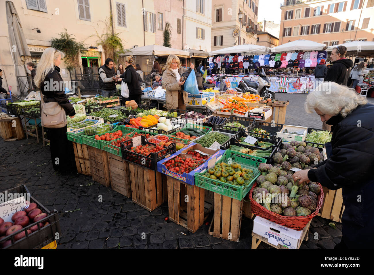 0de25125e5b95 Rome Street Market Stock Photos   Rome Street Market Stock Images ...