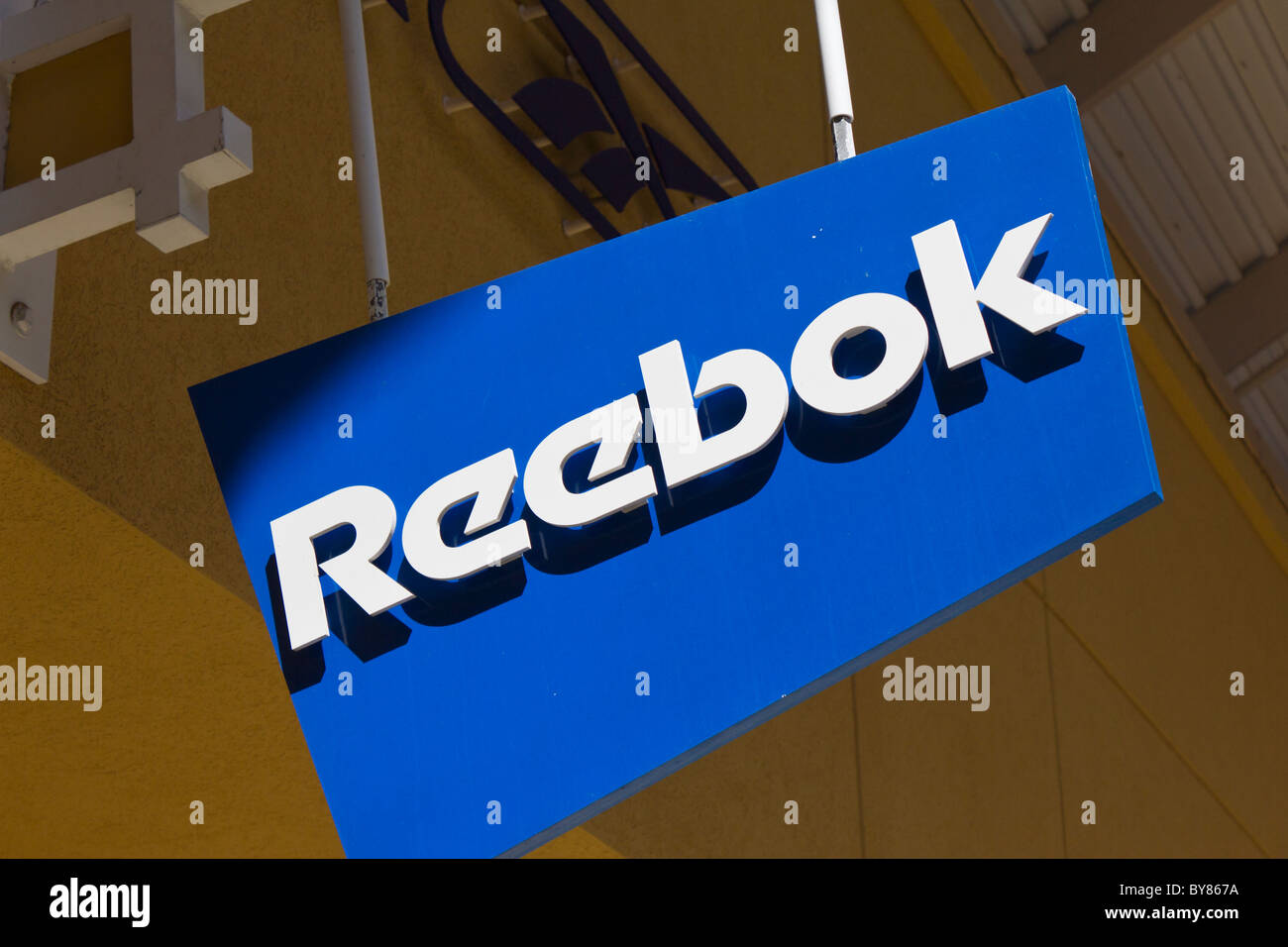 Reebok Store Stock Photos   Reebok Store Stock Images - Alamy 2cc20d51a