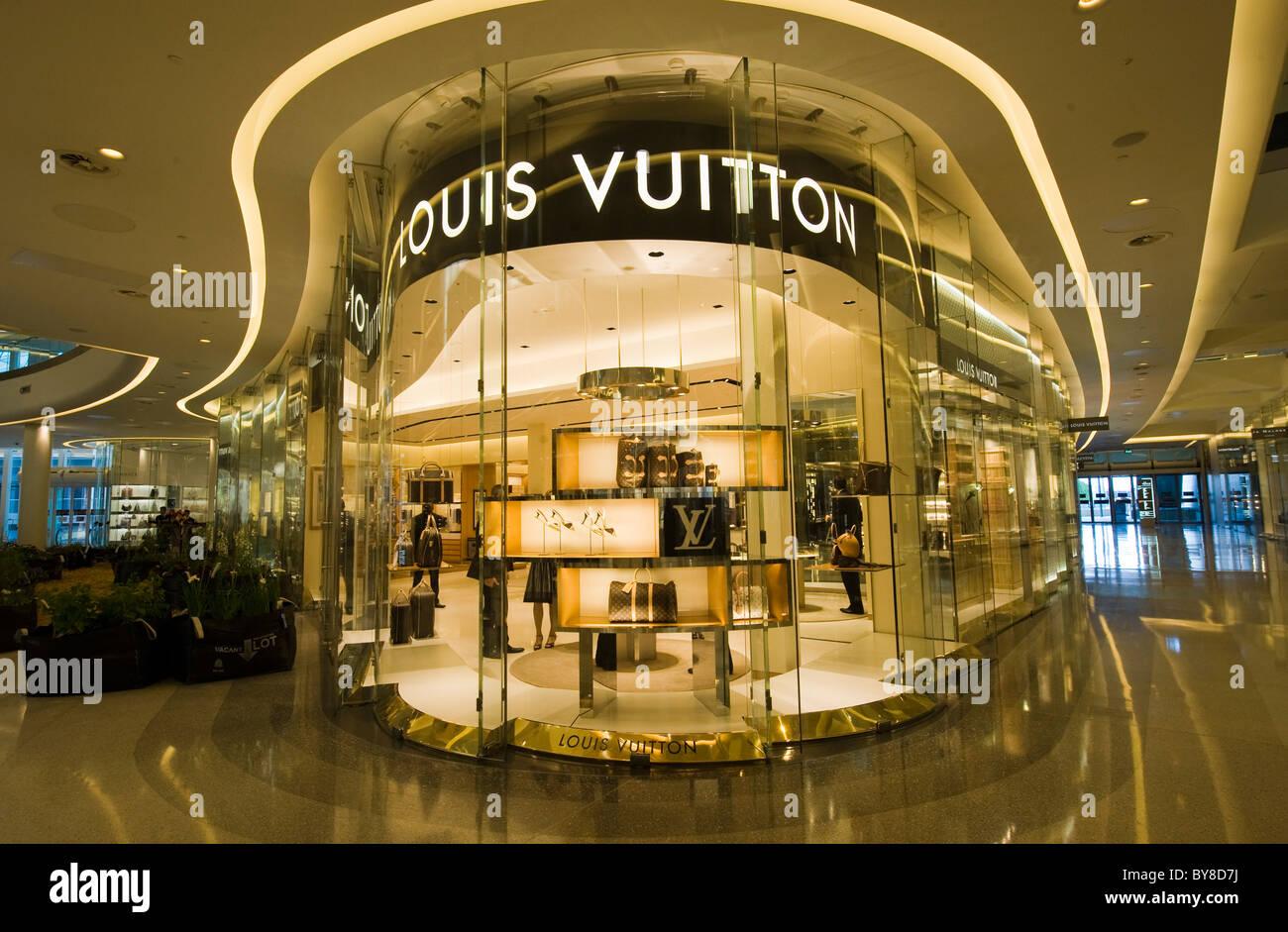 a37a3865ceff Louis Vuitton shop at Westfield shopping Centre
