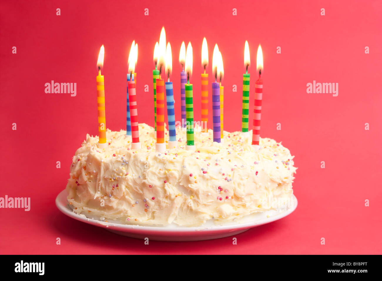 Brilliant Birthday Cake Candles Stock Photos Birthday Cake Candles Stock Funny Birthday Cards Online Hendilapandamsfinfo