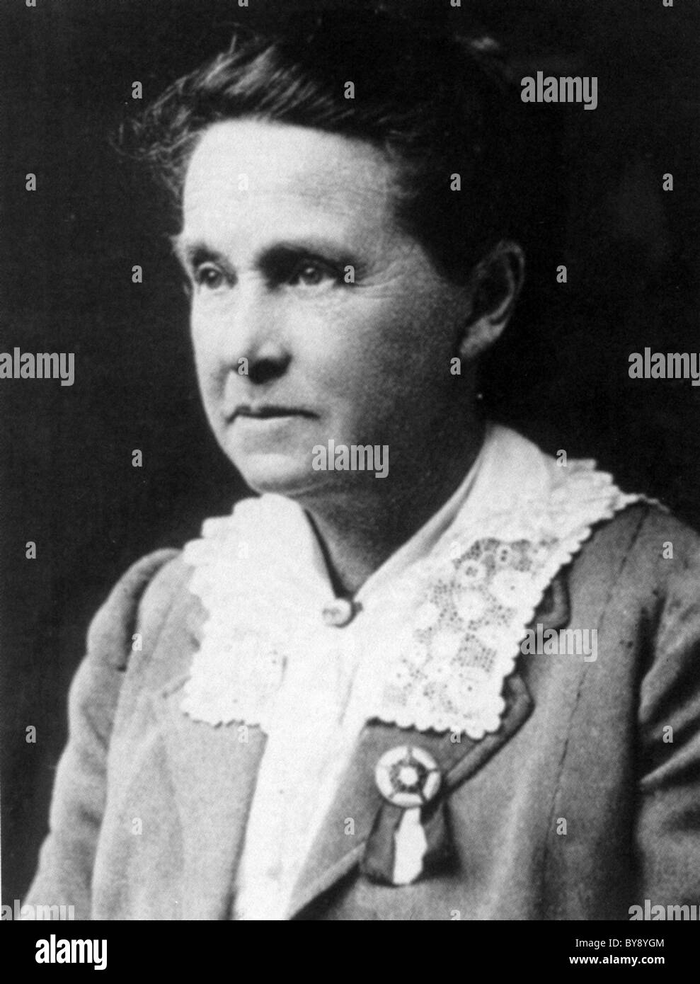 MILLICENT FAWCETT (1847-1929) English suffragette and feminist - Stock Image