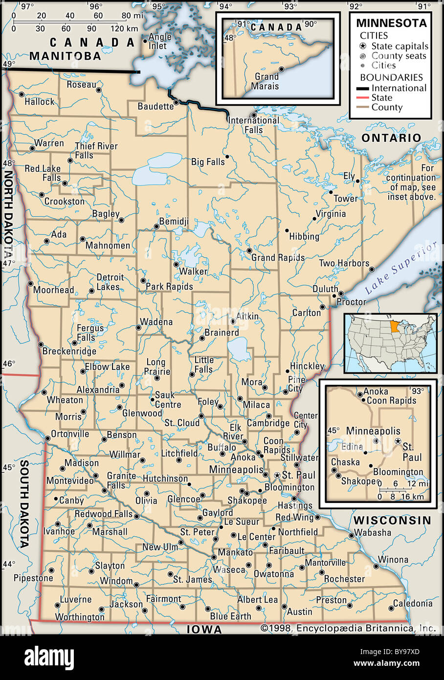 Minnesota Map Stock Photos & Minnesota Map Stock Images - Alamy on minnesota casinos, minnesota counties, maryland map, minnesota abbreviation, minnesota weather, minnesota geography, louisiana map, minnesota information, mississippi map, north carolina map, minnesota food, minnesota towns, minnesota population density, minnesota birds, maine map, minnesota people, minnesota radar, minnesota flag, minnesota nickname, minnesota mapquest, minnesota outline, kansas map, oklahoma map, new jersey map, minnesota national parks, minnesota travel, minnesota border, minnesota silhouette,