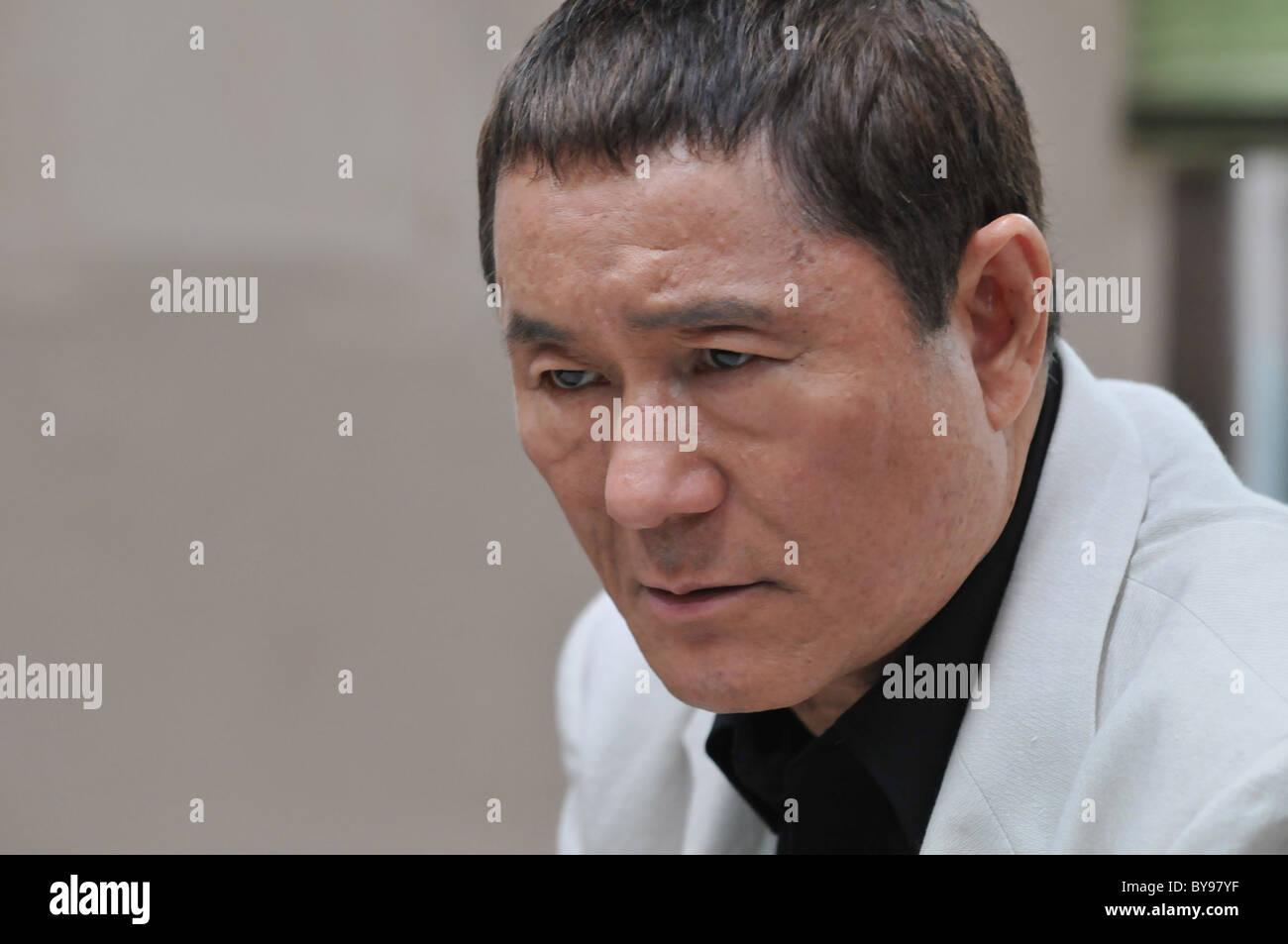 Outrage Autoreiji Year : 2010 Japon Director : Takeshi Kitano Takeshi Kitano - Stock Image