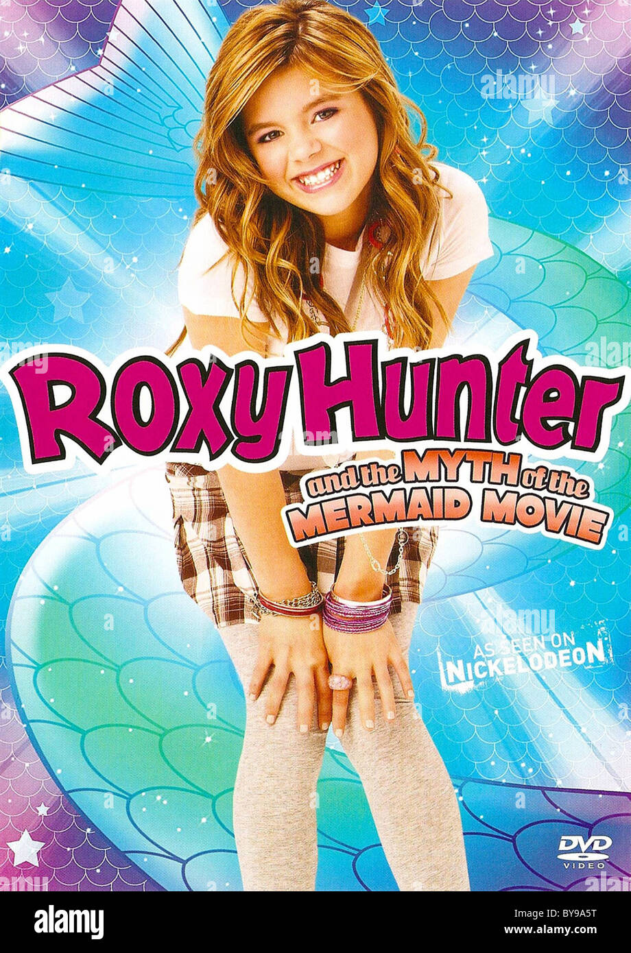 Roxy Hunter and the Myth of the Mermaid Year : 2008 USA Director : Eleanor Lindo Movie poster (USA) - Stock Image