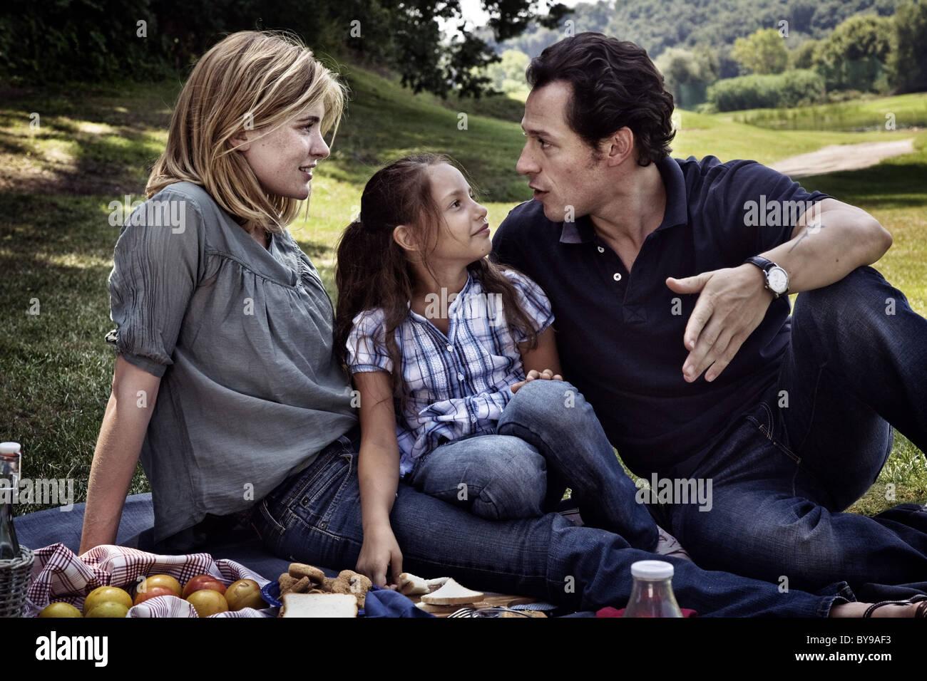 Baciami ancora Kiss me again Year : 2010 Italy Director : Gabriele Muccino Vittoria Puccini, Sara Girolami, - Stock Image