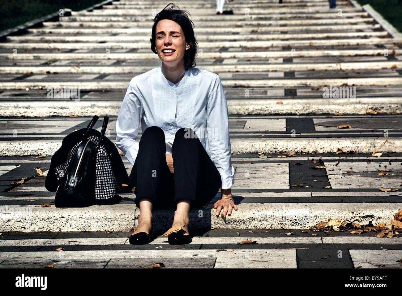 Baciami ancora Kiss me again Year : 2010 Italy Director : Gabriele Muccino Daniela Piazza - Stock Image