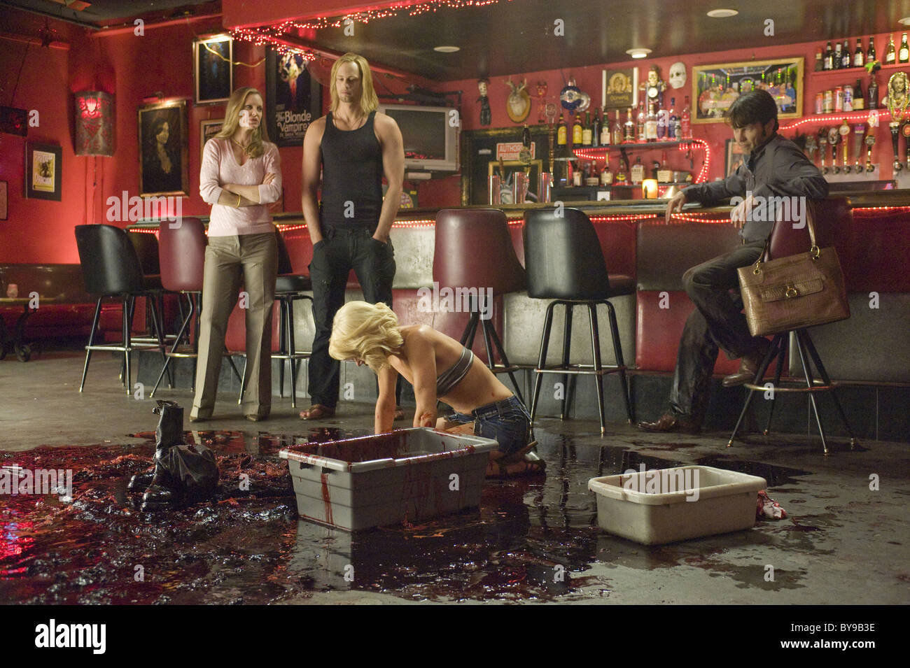 True Blood TV Series 2008 - ???? USA 2008 Season 01 - Episode 09 Plaisir d'amour Director Anthony Hemingway - Stock Image