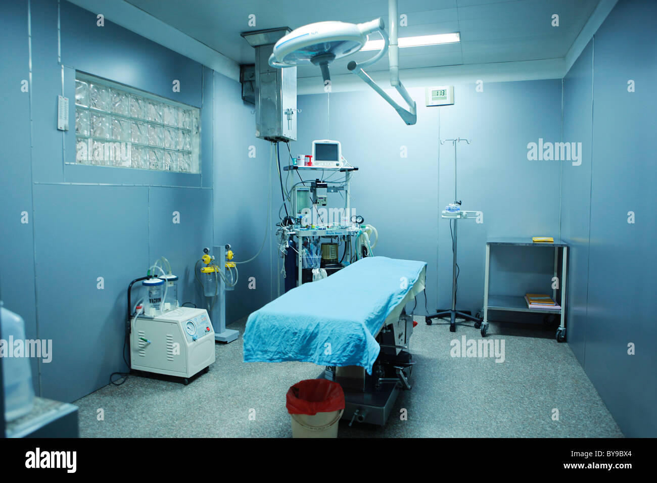 Operating table - Stock Image