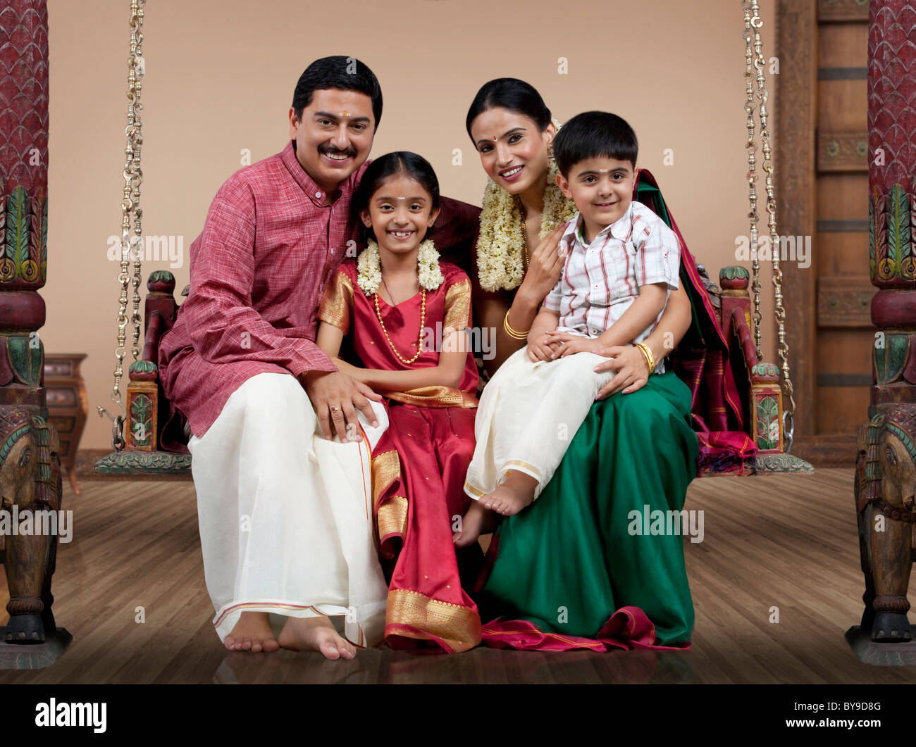 South Indian Family Stock Photos & South Indian Family Stock Images ...