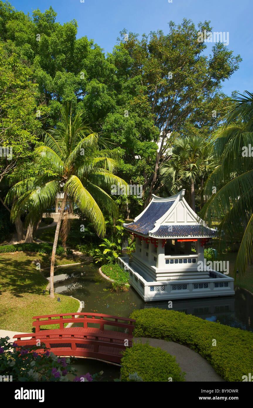Arcadia Hotel in Karon, Phuket island, Thailand, Asia - Stock Image