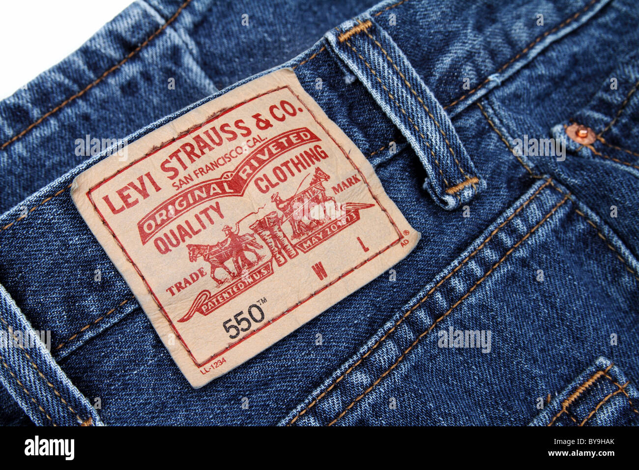 02aa53d1fb53be Levi s Jeans Label Stock Photos   Levi s Jeans Label Stock Images ...