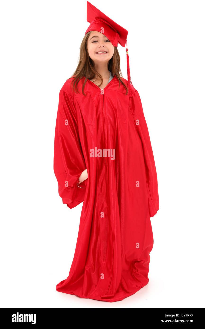 Red Graduation Cap Stock Photos & Red Graduation Cap Stock Images ...