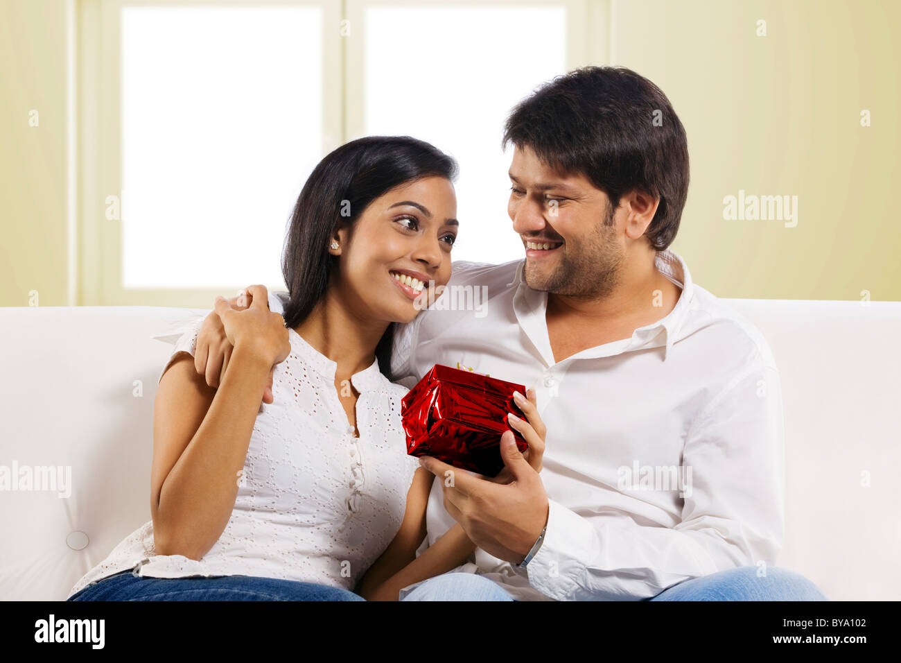 Indian House Wife Stock Photos & Indian House Wife Stock