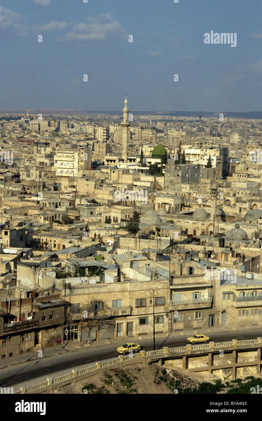 Aleppo city, Syria - Stock Image