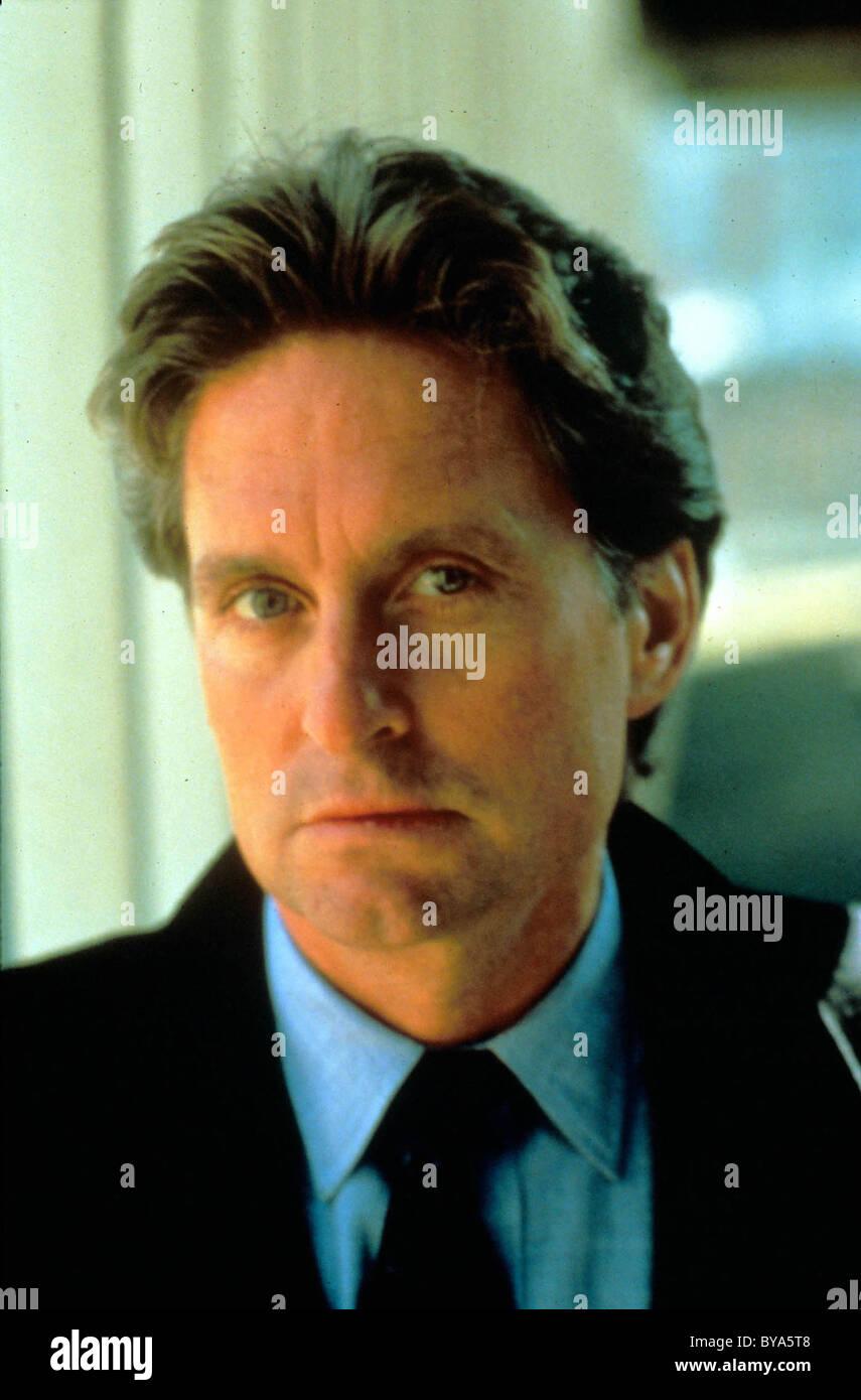 Fatal Attraction  Year : 1987 - USA Director : Adrian Lyne Michael Douglas - Stock Image