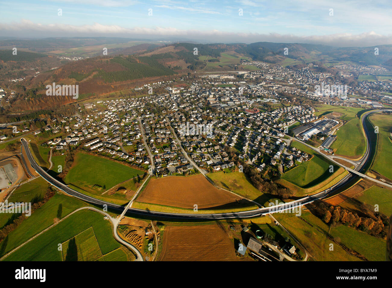 Bypass Aerial Stock Photos & Bypass Aerial Stock Images - Alamy
