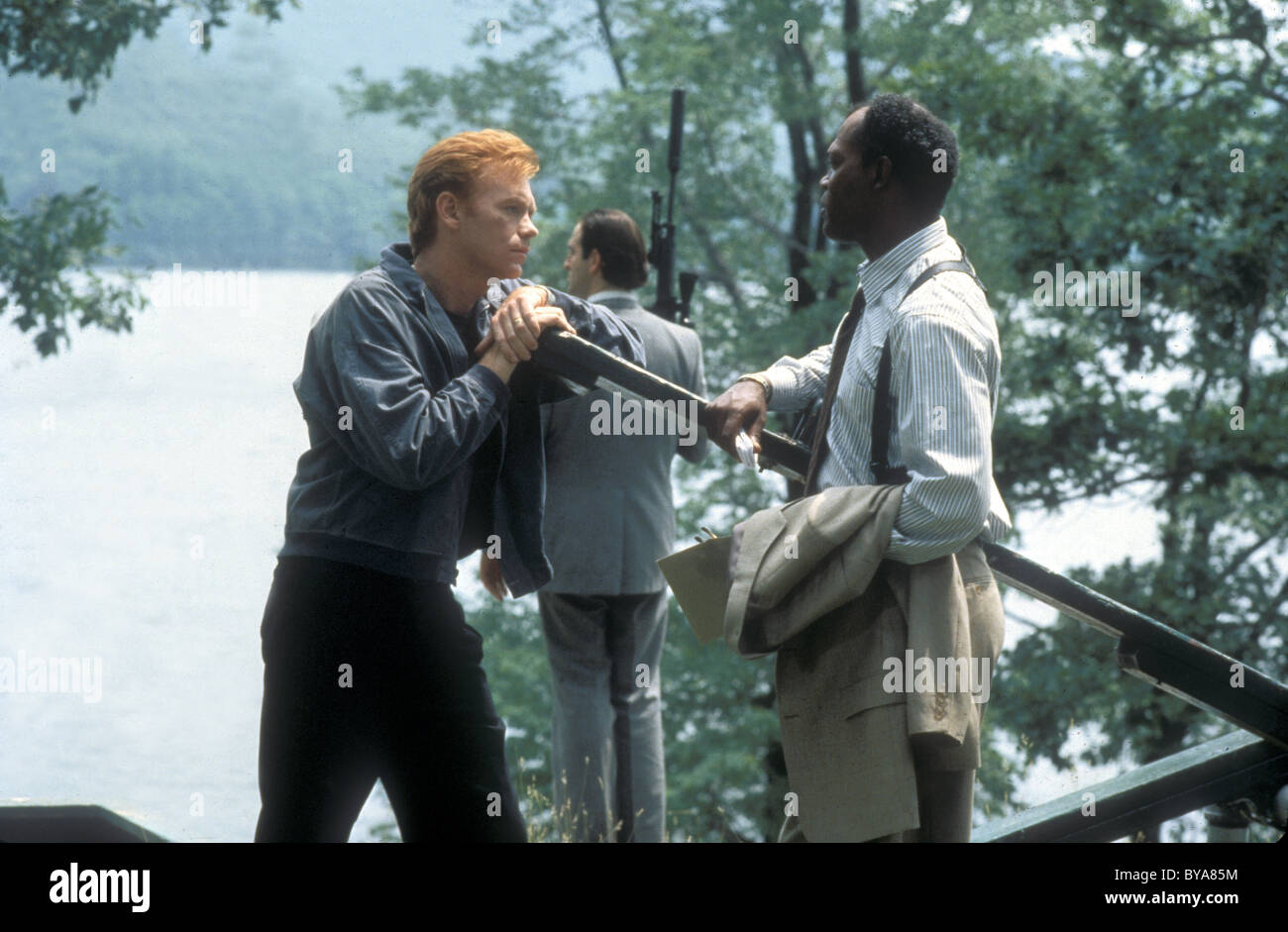 Kiss of Death  Year : 1995 USA David Caruso, Samuel L. Jackson Director : Barbet Schroeder - Stock Image