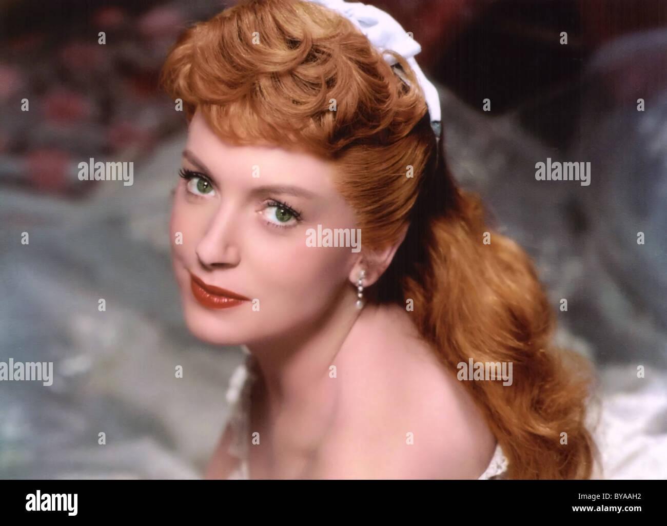 The King and I Year : 1956 USA Director : Walter Lang Deborah Kerr - Stock Image