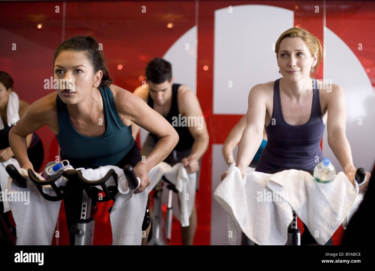 The rebound Year : 2009 USA Director : Bart Freundlich Catherine Zeta-Jones, Kate Jennings Grant - Stock Image