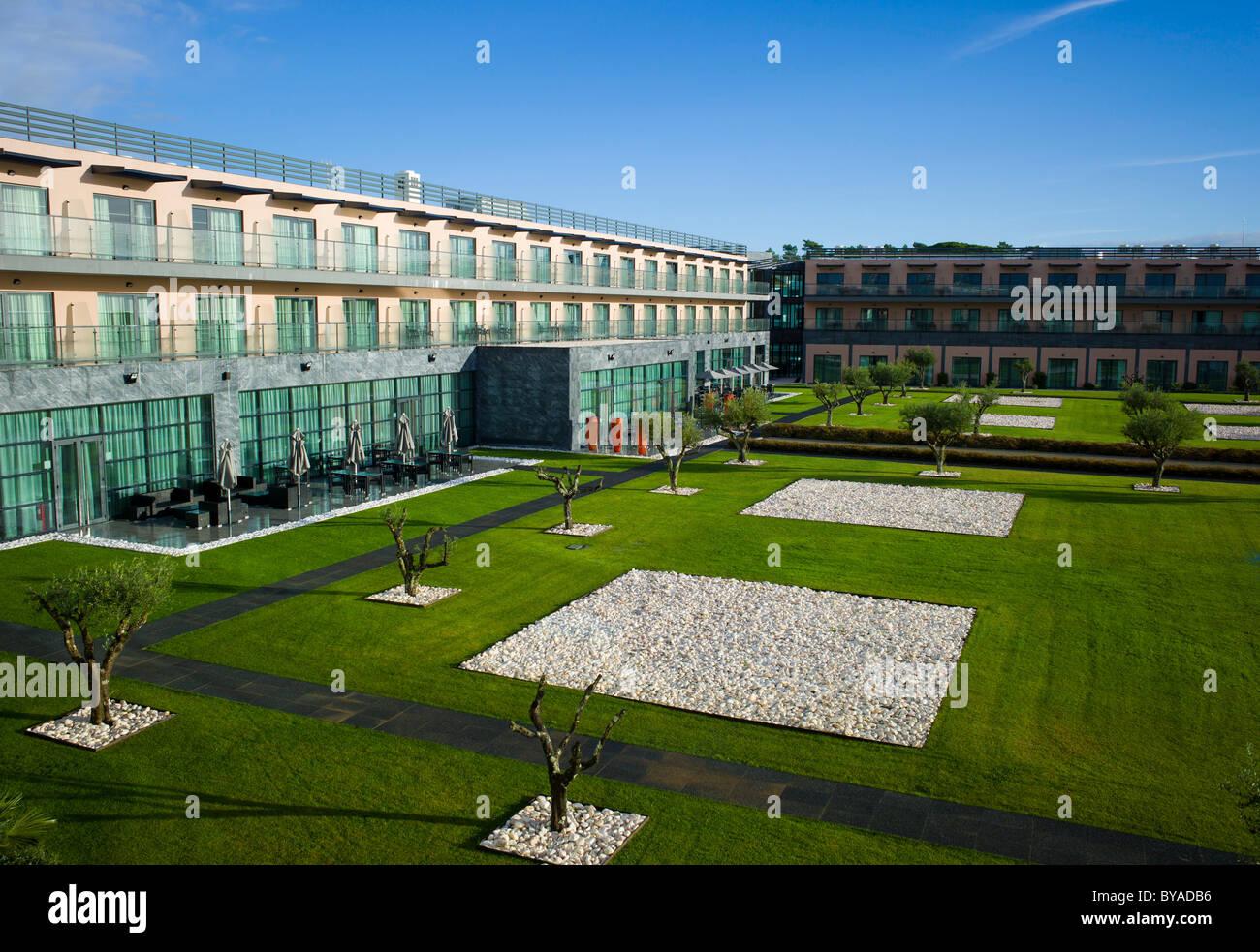 Hotel Vila Gale Lagos, Lagos, Faro, Telheiro, Portugal, Europe - Stock Image
