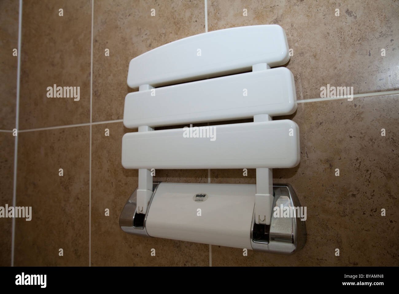 Shower Seat Stock Photos & Shower Seat Stock Images - Alamy