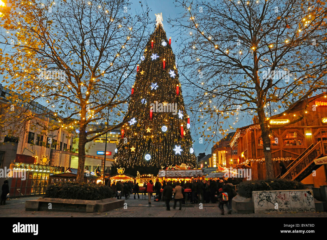 Dortmund Christmas Market High Resolution Stock Photography And Images Alamy