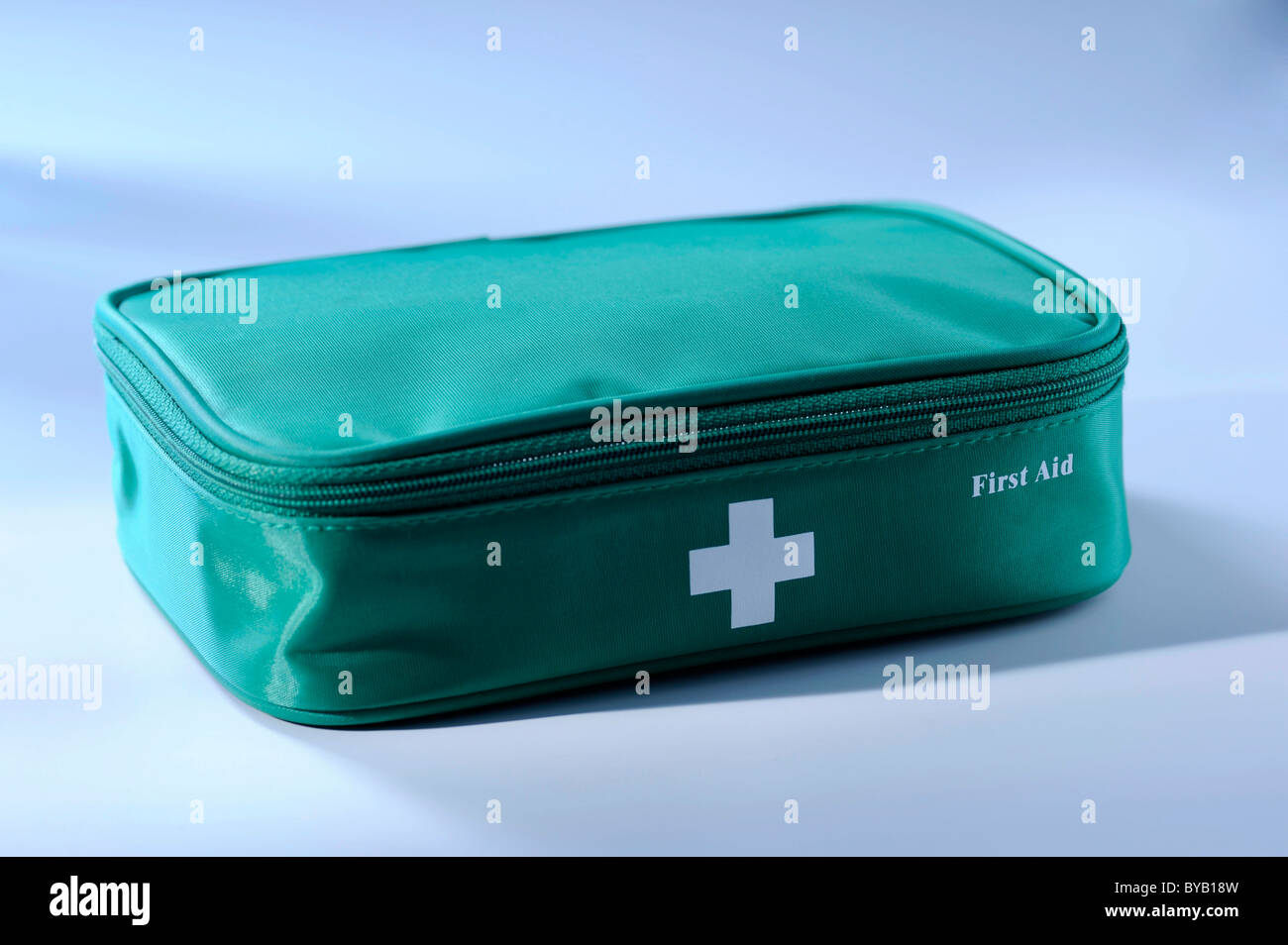 First-aid kit - Stock Image