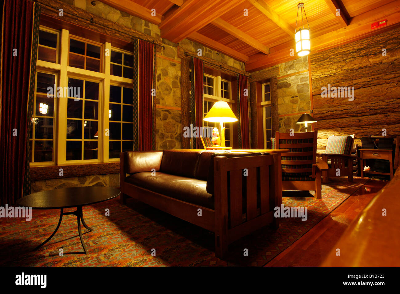 Sun Valley Lodge Dining Room Lake Lodge Stock Photos Amp Lake Lodge Stock Images Alamy