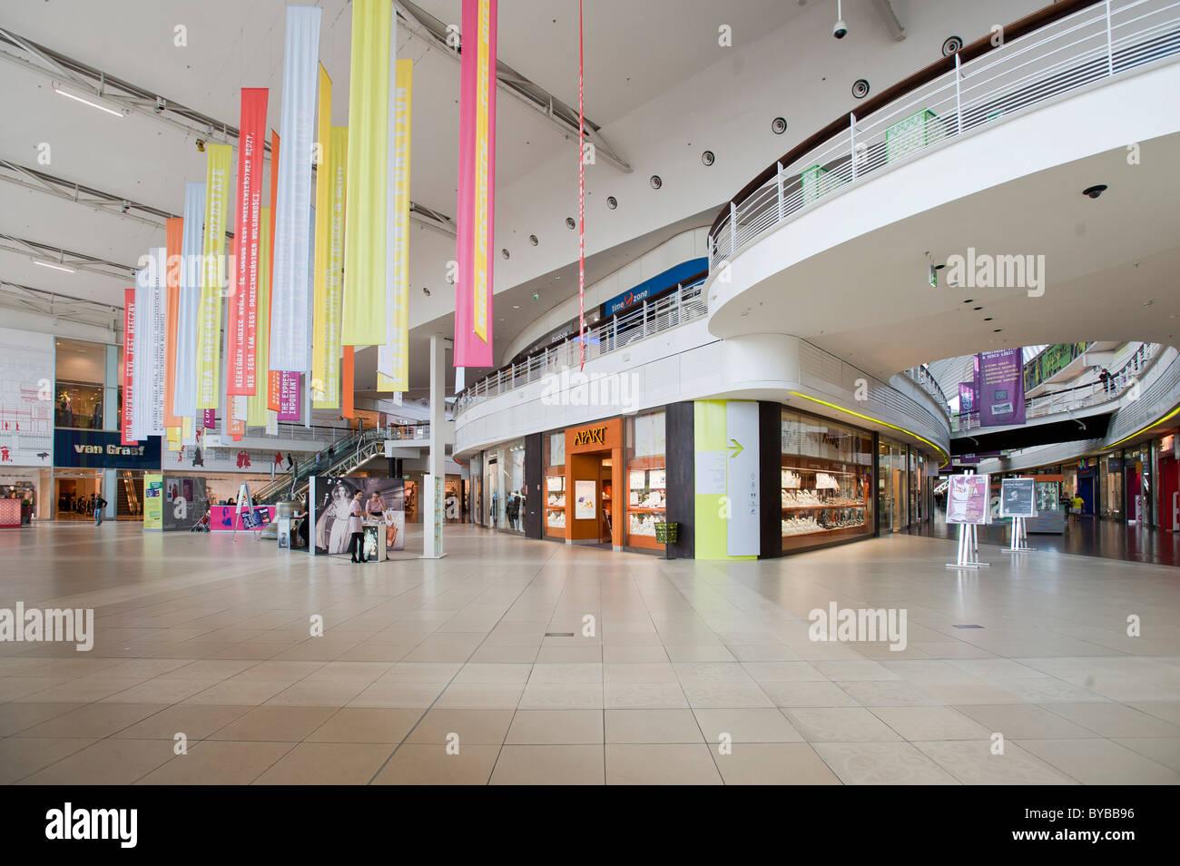 Manufaktura Shopping Centre, Lodz, Poland, Europe - Stock Image