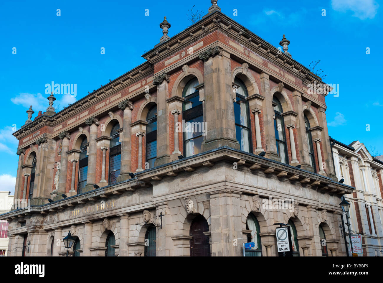 The Guildhall in Walsall Staffordshire UK - Stock Image