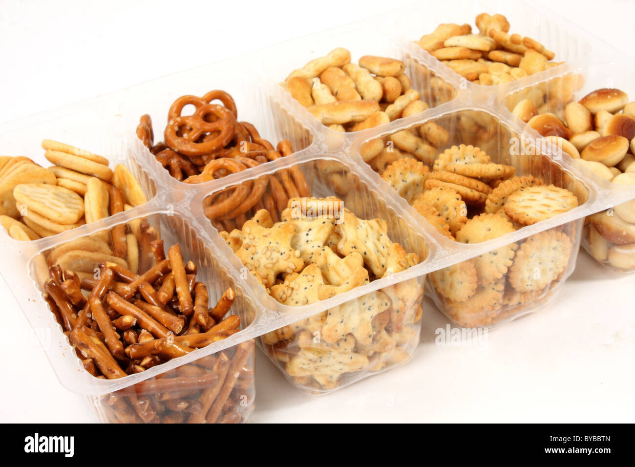 savoury snacks and pretzels food perfect for parties as party food stock photo 34056869 alamy. Black Bedroom Furniture Sets. Home Design Ideas