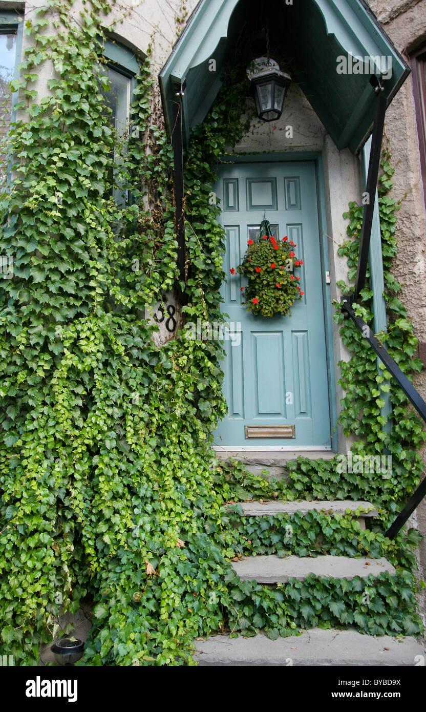 Doorway - Stock Image