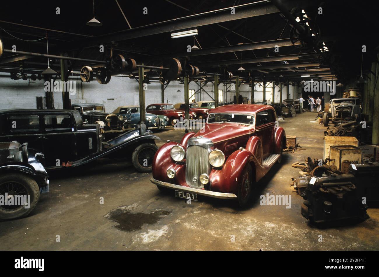 British Car Auction Stock Photos & British Car Auction Stock Images ...