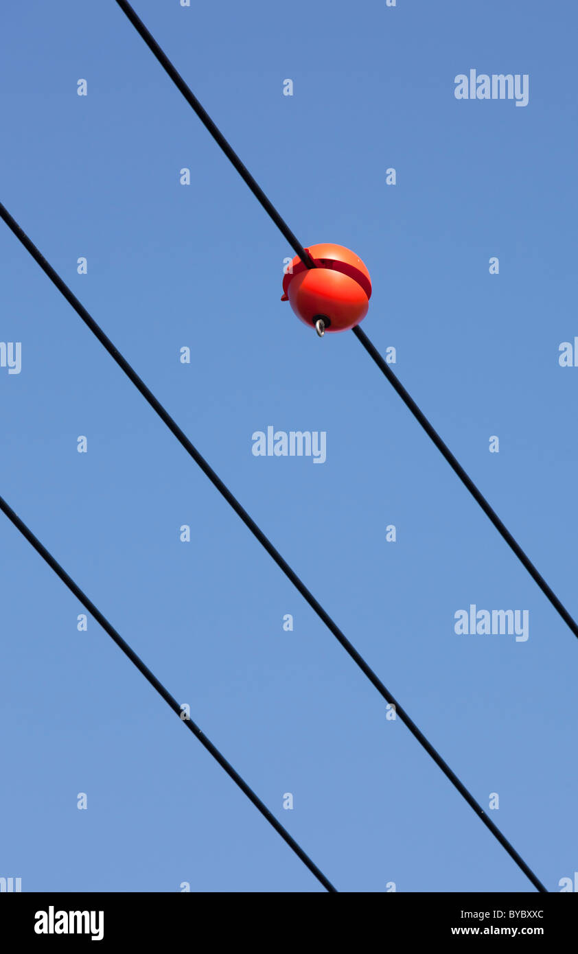 Ball On Electric Wires - WIRE Center •