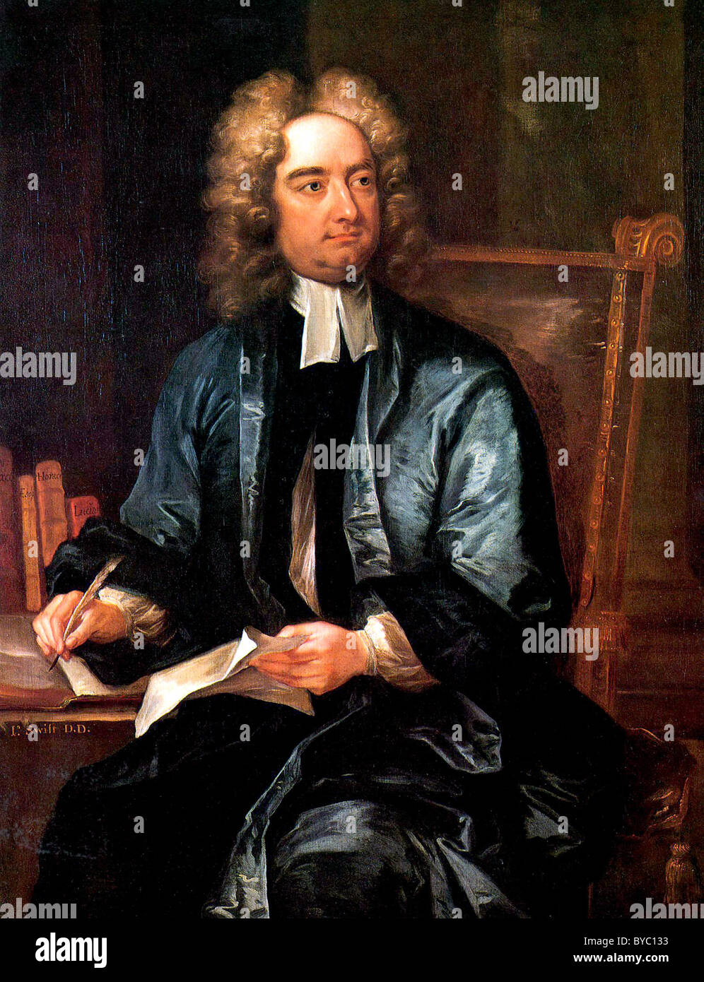 Jonathan Swift - Stock Image