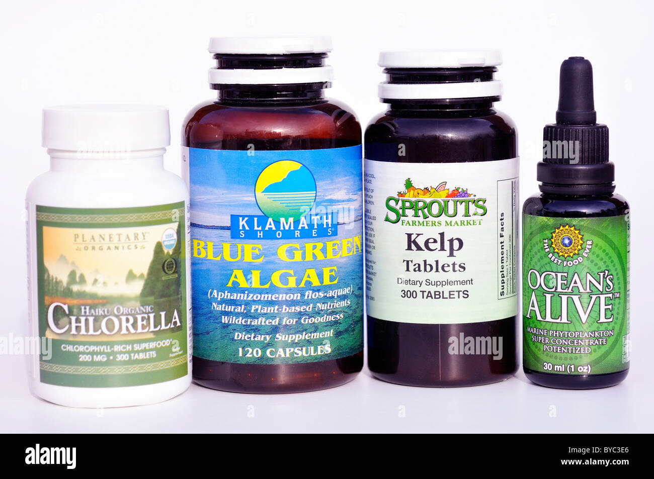Image result for seaweed and blue green algae supplements