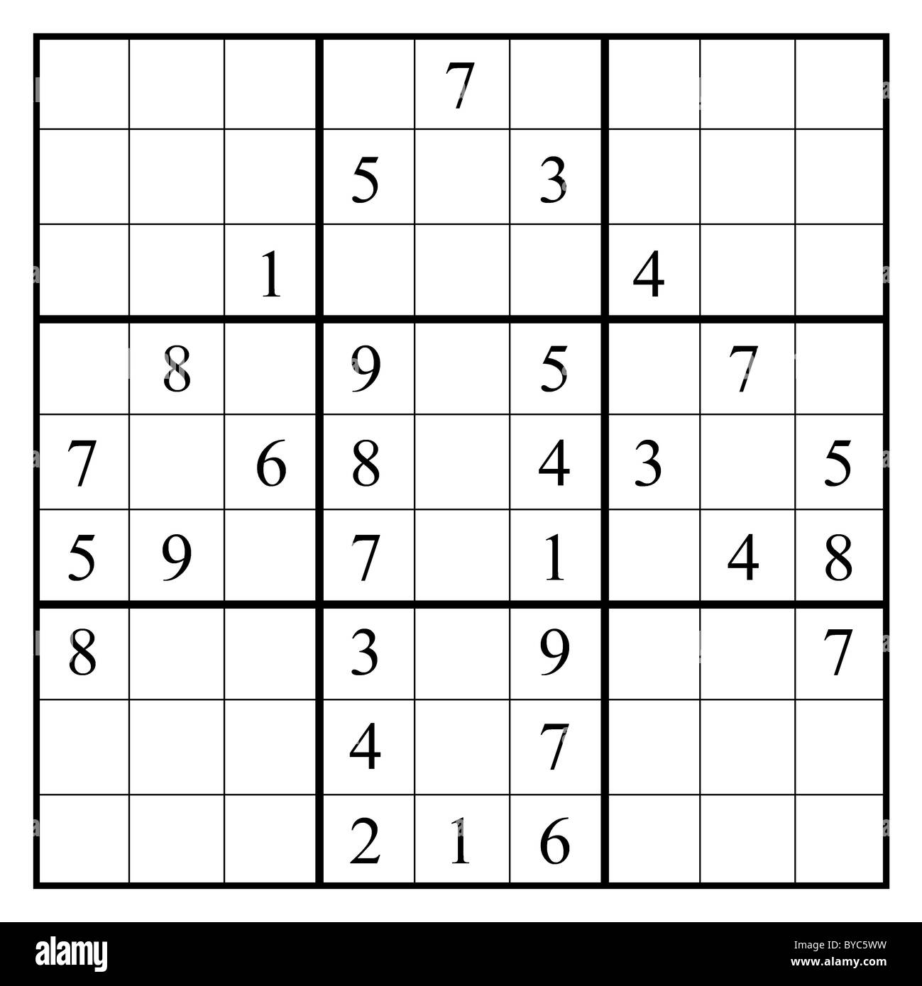 pointing with a sudoku puzzle this sudoku layout provides an upward