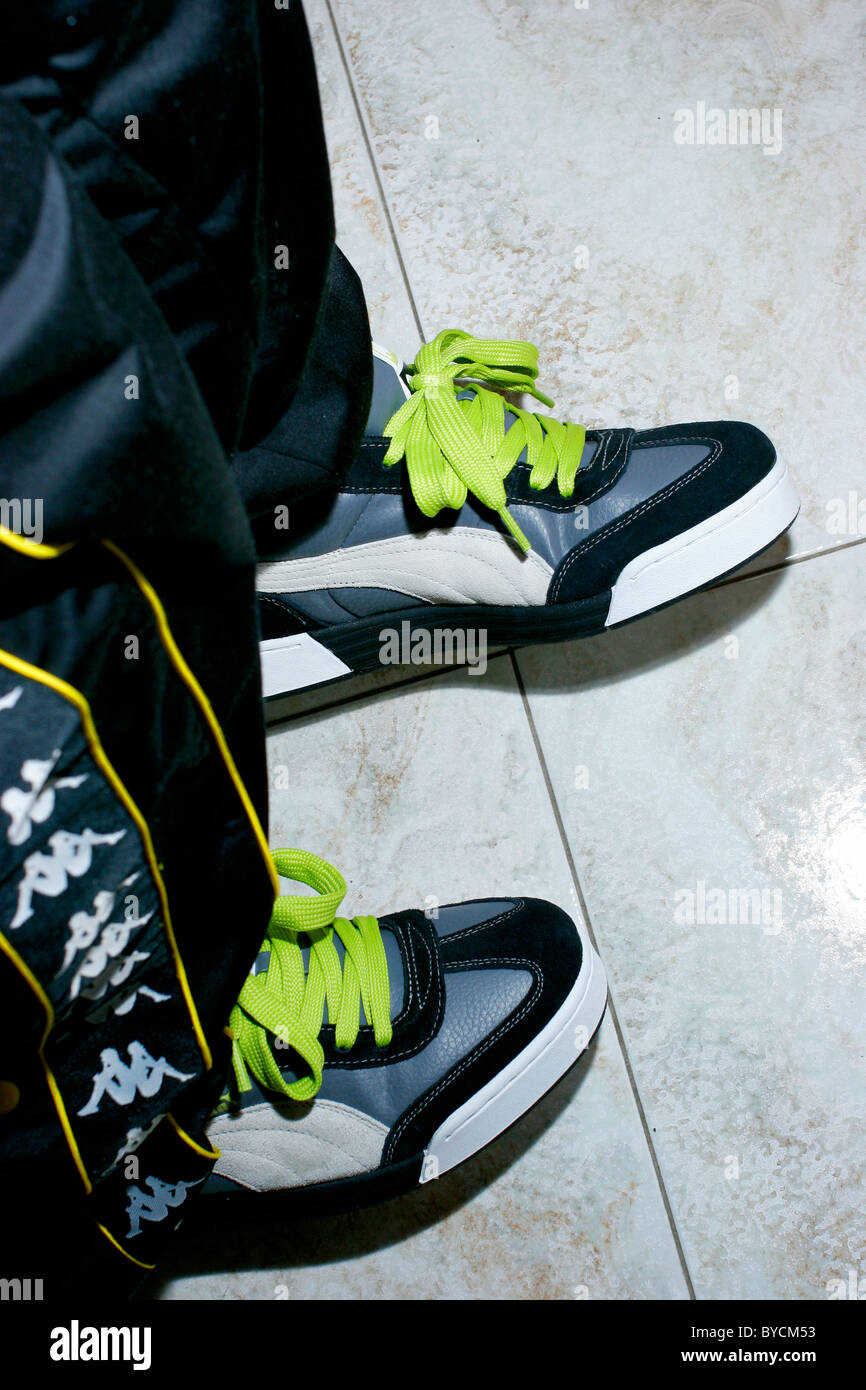 Puma Sneakers Photos & Puma Sneakers Images Alamy