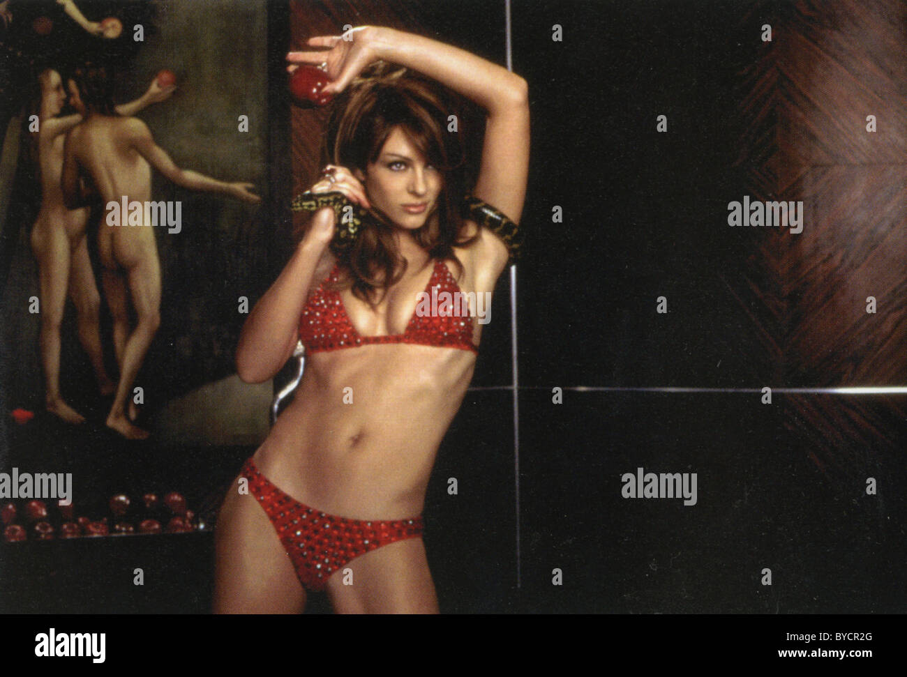BEDAZZLED 2000 TCF film with Elizabeth Hurley - Stock Image