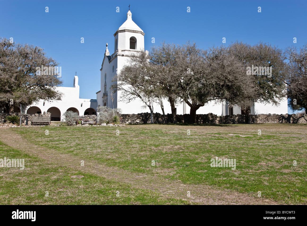 Mission 'Espiritu Santo'. - Stock Image