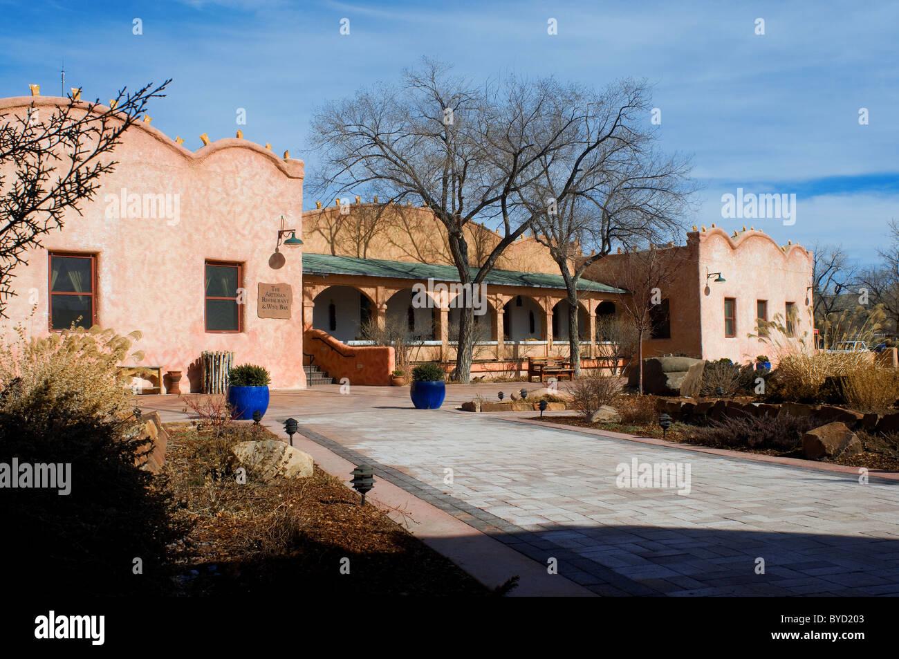 Ojo Caliente Mineral Springs Resort & Spa. Ojo, Caliente