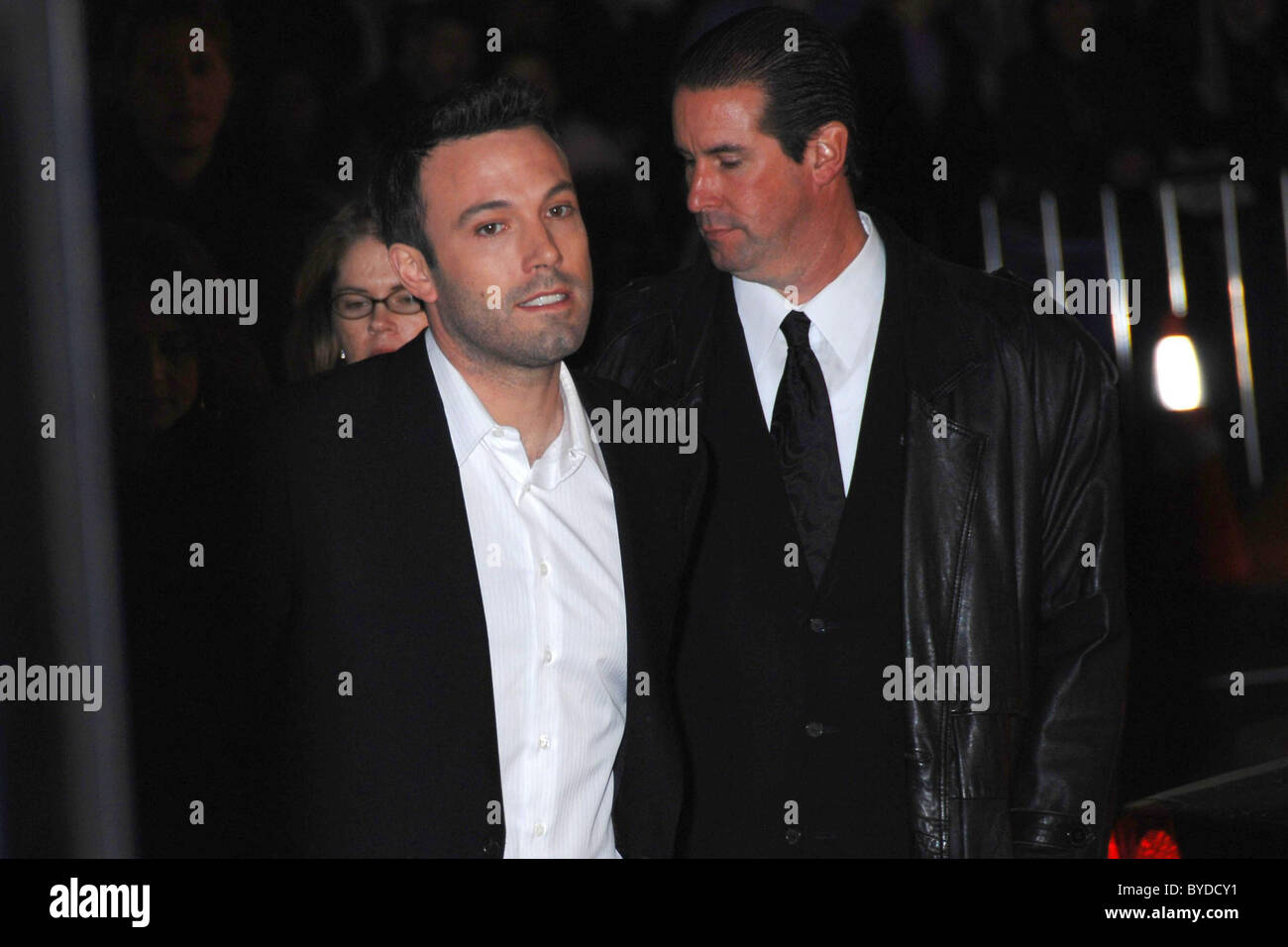 Ben Affleck World Premiere of 'Smokin' Aces' held at the Grauman's Chinese Theatre Hollywood, California - Stock Image