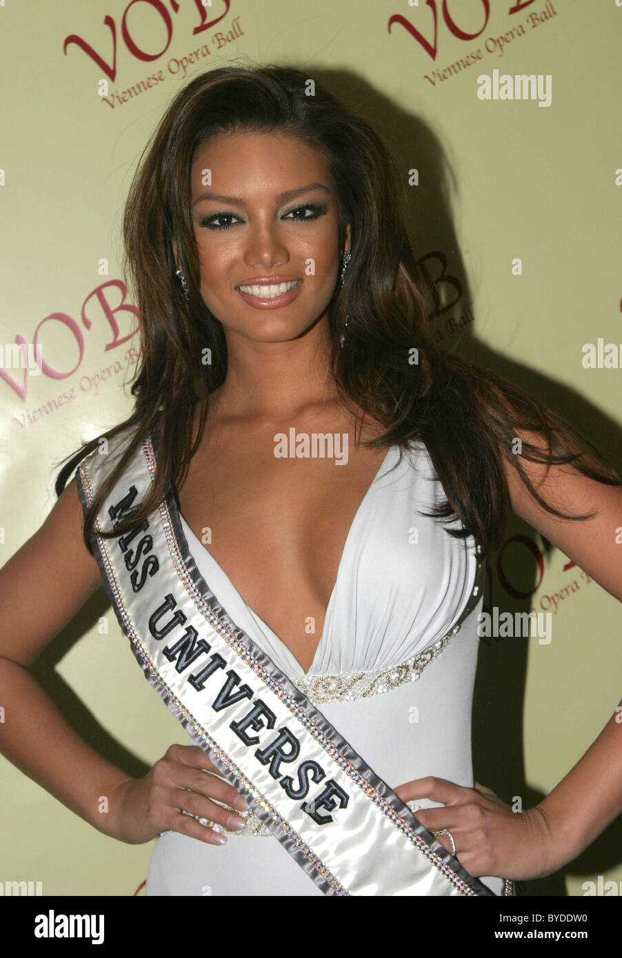 Miss Universe Zuleyka Rivera Stock Photos & Miss Universe Zuleyka ...