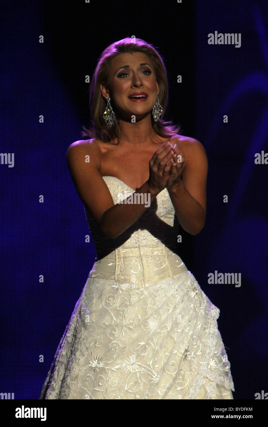 Jacquelynne Fontaine Miss America Preliminary Competition Day 3 ...
