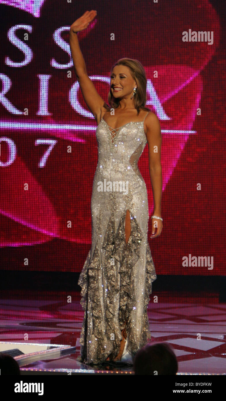 Jacquelynne Fontaine Miss America Preliminary Competition
