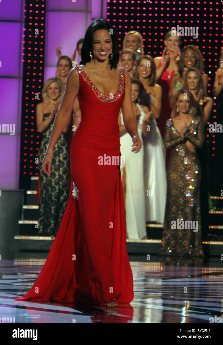 Emily Willis Miss America Preliminary Competition Day 3