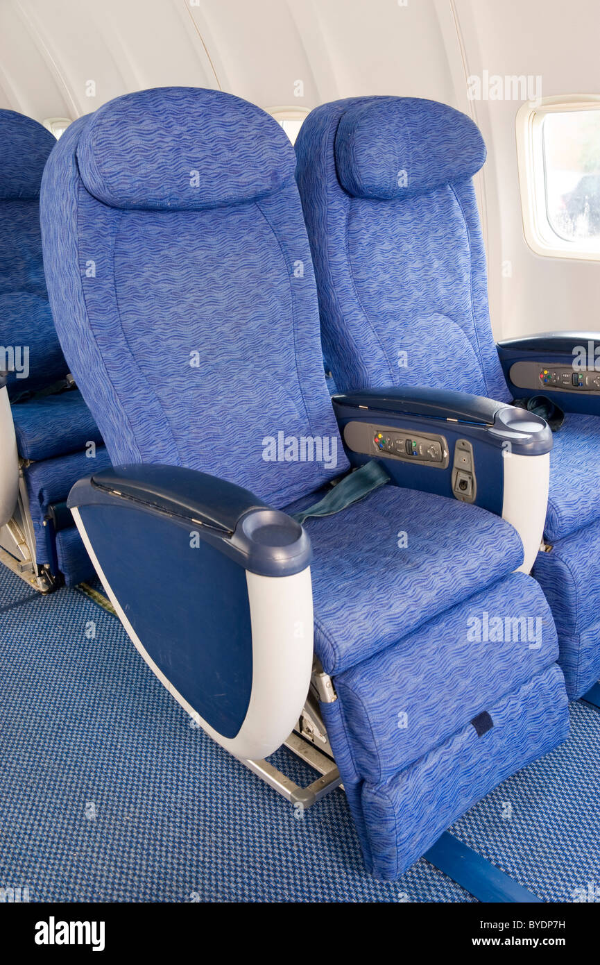 Aircraft Seats: Aircraft Seat High Resolution Stock Photography And Images