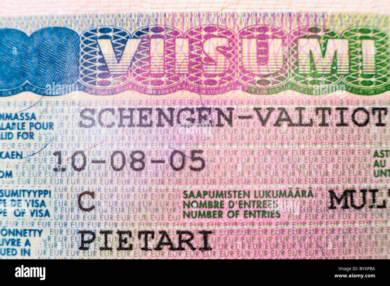 Visa Suomi