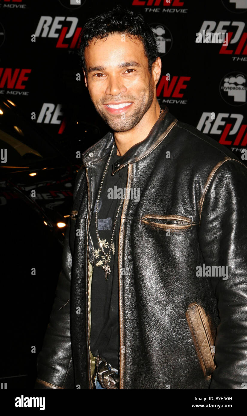 Kevin Levrone Redline Movie Presents High Resolution Stock Photography And Images Alamy